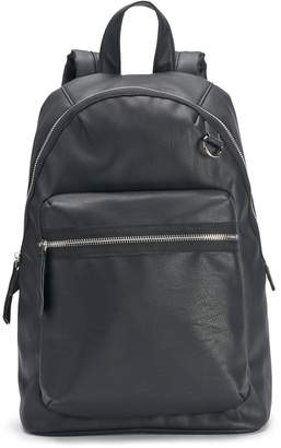 Steve Madden Nyc NYC Faux Leather Backpack
