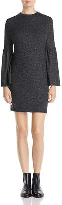 B Collection by Bobeau Bell Sleeve Sweater Dress - 100% Exclusive $90 thestylecure.com
