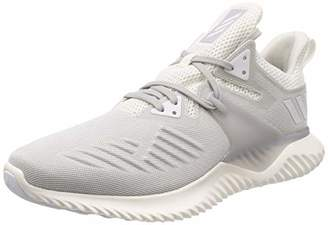 sports shoes 7667f 4fc6f adidas Unisex Adults Alphabounce Beyond 2 M Running Shoes, FTWR WhiteGrey  Two
