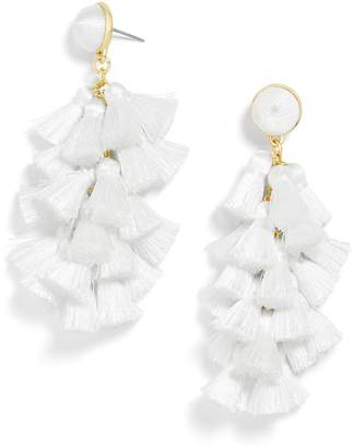 BaubleBar Contessa Tassel Earrings