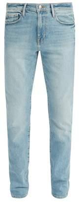 Frame Lhomme Slim Leg Jeans - Mens - Blue
