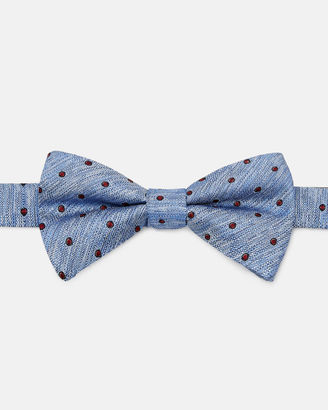 Textured silk bow tie $75 thestylecure.com