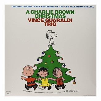 Vince Vinyl Records Guaraldi - Charlie Brown Christmas Vinyl Record