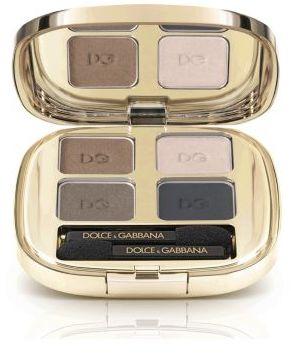 Dolce & GabbanaDolce & Gabbana Smooth Eye Colour Quad/0.16 oz.