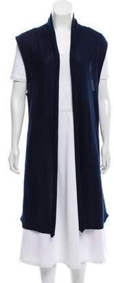 Calypso Cashmere Long Vest