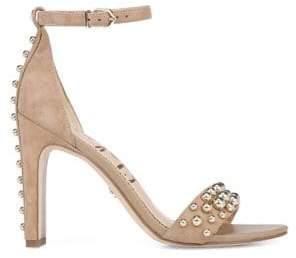 Sam Edelman Yoshi Ankle Strap Embellished Sandal
