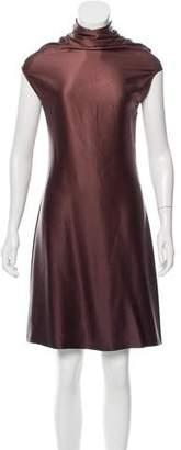 Hermes Silk Ombré Dress
