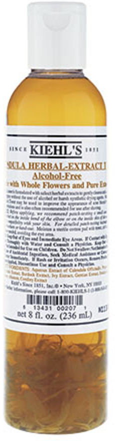 Kiehl's Since 1851 Calendula Herbal Extract Alcohol Free Toner - 8 oz