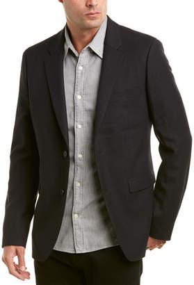 Vince Classic Wool-Blend Blazer