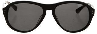 MonclerMoncler Tinted Oversize Sunglesses