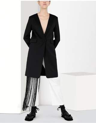 Maison Margiela Long Suiting Wool Jacket