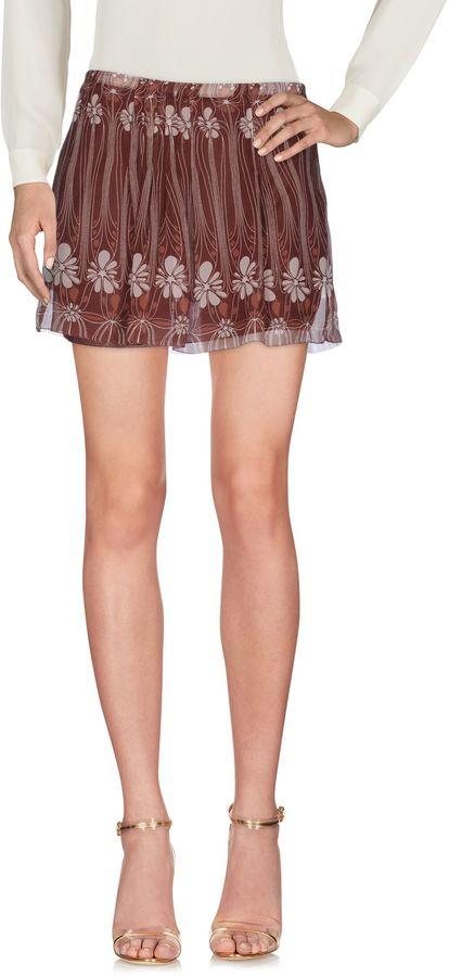 Miu MiuMIU MIU Mini skirts