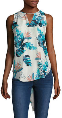 Luxe Deluxe Club Tropical High-Low Top