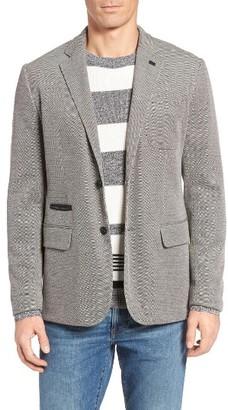 Men's John W. Nordstrom Deconstructed Knit Sport Coat $250 thestylecure.com