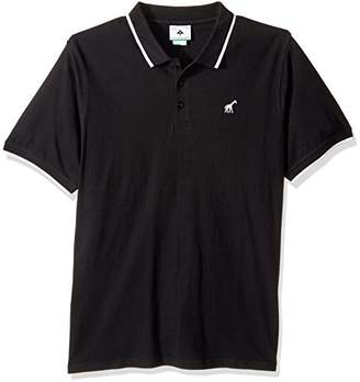 Lrg Men's Jiggy Type Polo
