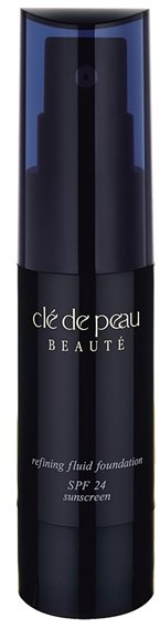 Clé de Peau Beauté Refining Fluid Foundation SPF 24