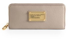 Marc by Marc Jacobs Classic Q Slim Zip-Around Wallet