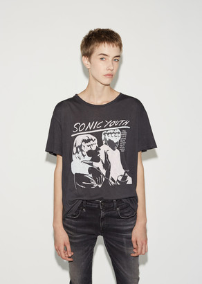 R13 Sonic Youth Boy Tee $225 thestylecure.com
