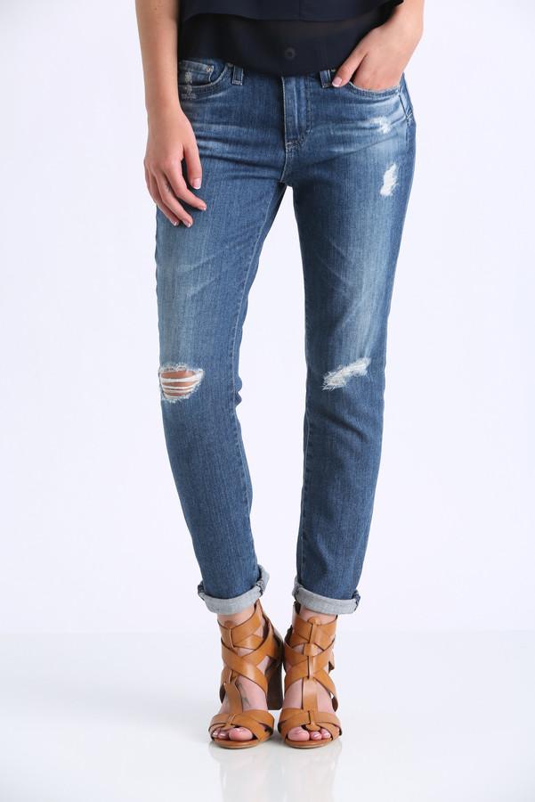 AG JeansAG Beau Dunes Destroyed Jeans