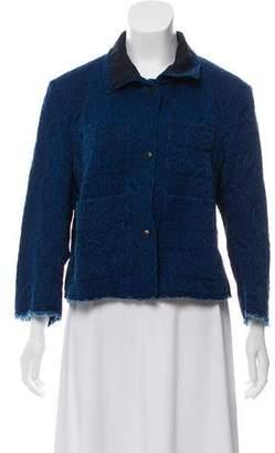 Sonia Rykiel Jacquard Casual Jacket