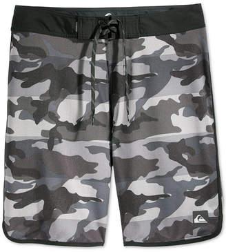 "Quiksilver Men's Camo 21"" Boardshorts $49.50 thestylecure.com"