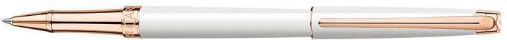 Léman Slim Rollerball Pen, White
