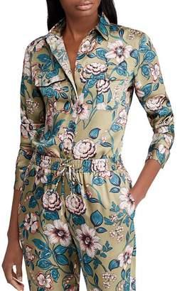 Ralph Lauren Floral Twill Shirt