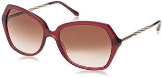 Burberry Women's 0BE4193 3002T5 Sunglasses,57