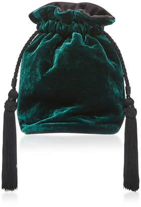 d0a7aa2552 Hunting Season Velvet Tula Bag