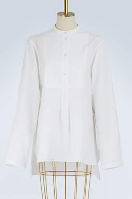 Acne Studios Lysanne cotton blouse