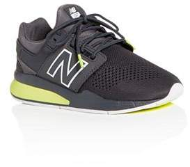 New Balance Boys' 247 Lace Up Sneakers - Big Kid