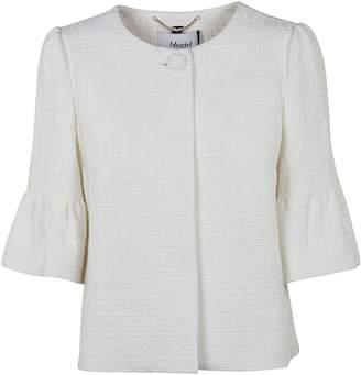 Blugirl Jacquard Cropped Jacket