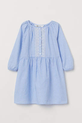 H&M Patterned Tunic - Blue