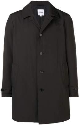 Aspesi loose fit buttoned coat