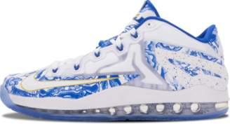 Nike Max Lebron 11 Low Ch Pack 'China' - White/Hyper Cobalt