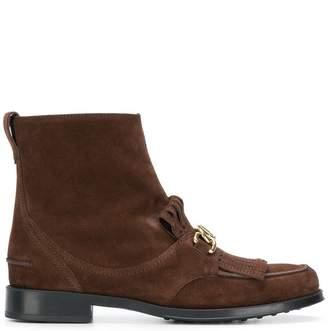 6231efe9d Fringe Ankle Boots - ShopStyle UK