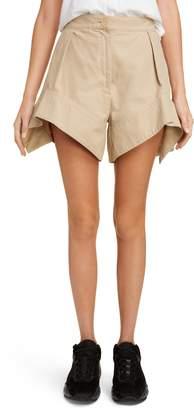 J.W.Anderson Curved Hem Chino Shorts