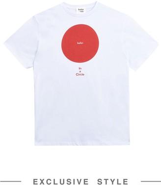 Kolor x YOOX T-shirts