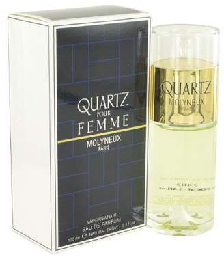 Molyneux QUARTZ by Eau De Parfum Spray 3.4 oz