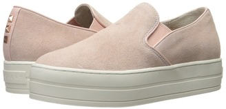 SKECHERS - Uplift - Suedeciety Women's Slip on Shoes $60 thestylecure.com