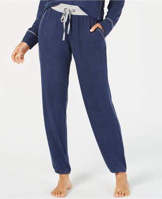 Alfani Brushed Hacci Knit Pajama Pants, Created for Macy's