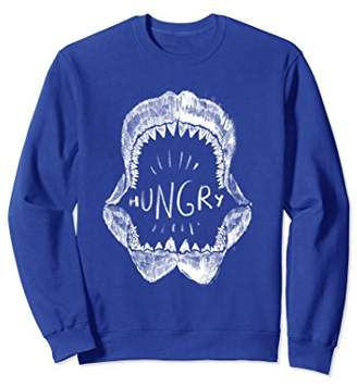 Shark Spirit Animal Print Design Sweatshirt Great Gift
