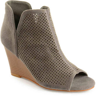 fcd991a6303 Journee Collection Andies Wedge Bootie - Women s