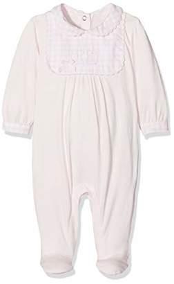 Chicco Baby Girls Tutina Con Apertura Interno Gamba Playsuit,(Manufacturer Size: 050)