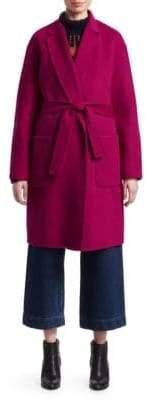 A.L.C. Page Wrap Coat