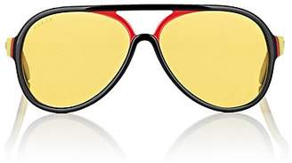 Gucci Men's GG0270S Sunglasses - Yellow