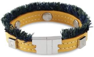 Tissuville - Flik Mini Bracelet Custard Silver