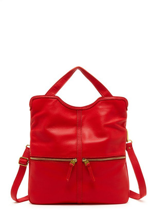 Fossil Erin Leather Shoulder Bag $228 thestylecure.com