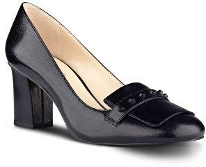 Women's Nine West Ulyssah Block Heel Pump $88.95 thestylecure.com