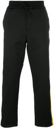 Golden Goose fleece track pants